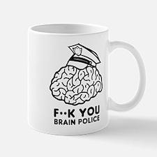 Brain Police Mug