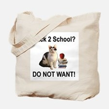 Back to School 2 Tote Bag