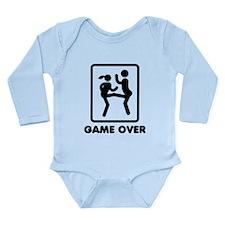 Game Over Long Sleeve Infant Bodysuit