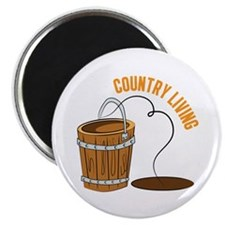 Country Living Magnets