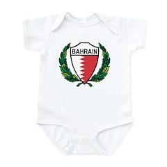 Stylized Bahrain Infant Bodysuit