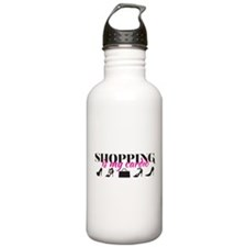 SATC: Shopping Is My Cardio Water Bottle