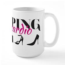 SATC: Shopping Is My Cardio Mugs