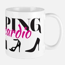 SATC: Shopping Is My Cardio Mugs