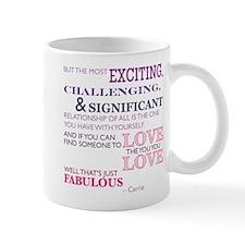 SATC: Relationship Mugs