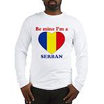 Serban, Valentine's Day  Long Sleeve T-Shirt