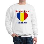 Serban, Valentine's Day  Sweatshirt