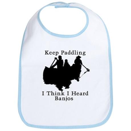 Keep Paddling Bib