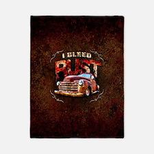 I Bleed Rust Twin Duvet