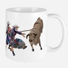 Clowns and Bull-2 without Text Mug