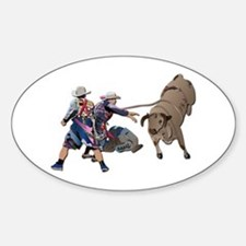 Clowns and Bull-2 without Text Decal