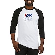 Post-10 Year Logo (Square) Baseball Jersey