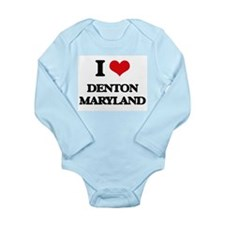 I love Denton Maryland Body Suit
