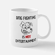 Dog Fighting Mugs