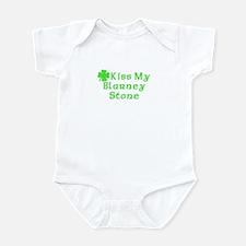 Kiss My Blarney Stone Infant Bodysuit