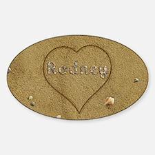 Rodney Beach Love Decal