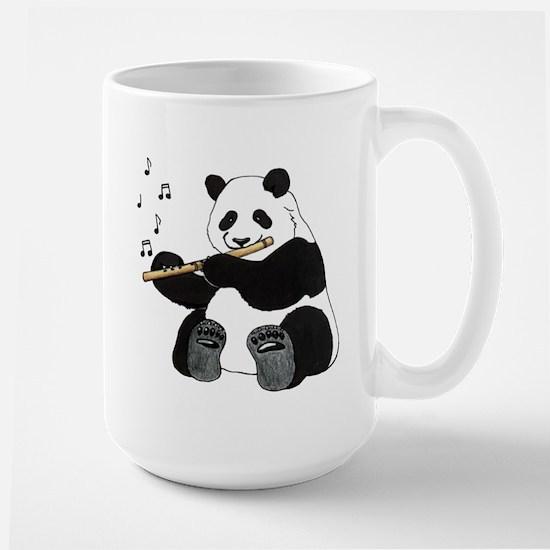 cafepress panda1 Mugs