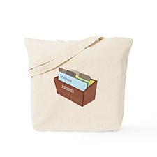Fritters Recipe Tote Bag