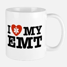 I Love My EMT Mug
