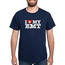 I Love My EMT T-Shirt