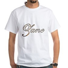 Gold Zane T-Shirt