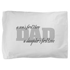 Cute Daddy Pillow Sham