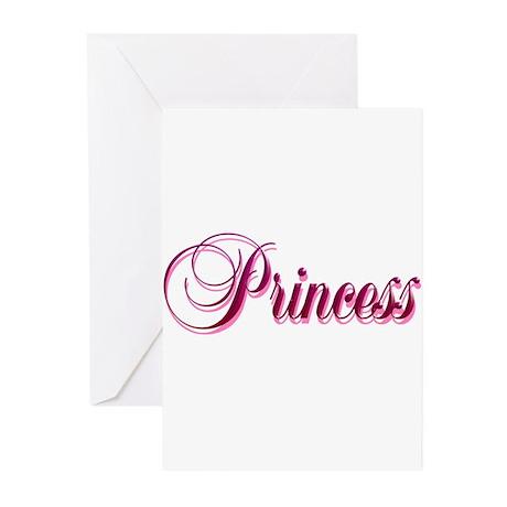 Princess Greeting Cards (Pk of 20)