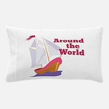 Around the World Pillow Case