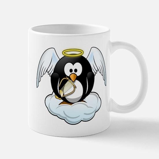 Angel Penguin Mugs