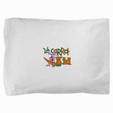 24 Carrot Kid Pillow Sham