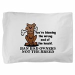 badowners.png Pillow Sham