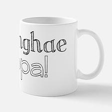 Saranghae Oppa! Small Mugs