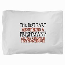 the best part freshman.png Pillow Sham