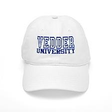 VEDDER University Baseball Baseball Cap