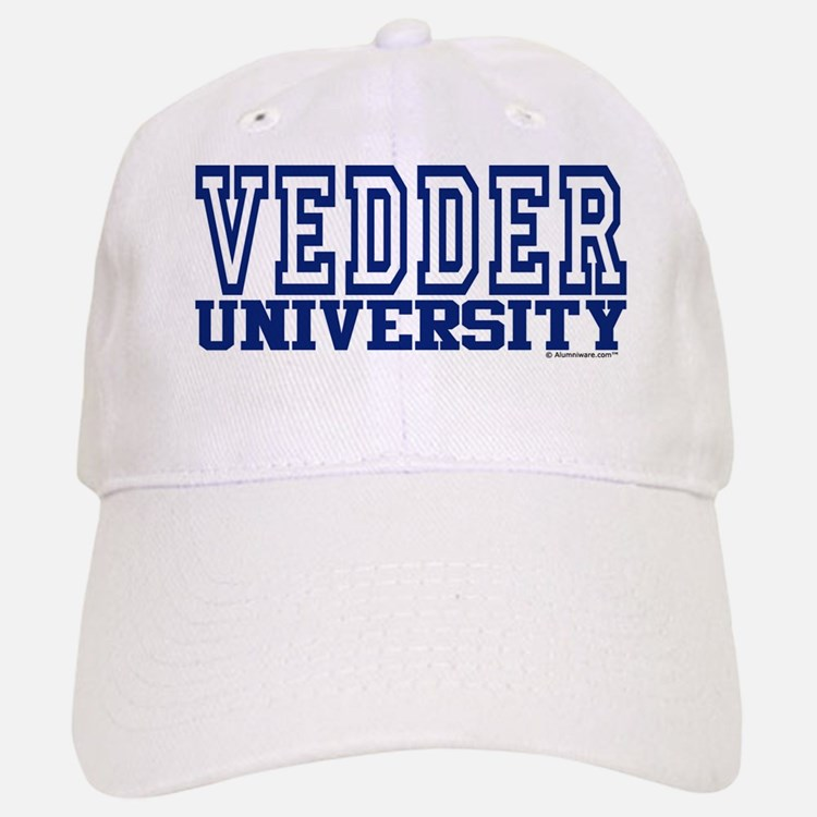 VEDDER University Baseball Baseball Cap