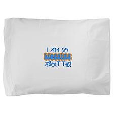 I'm Blogging This Pillow Sham