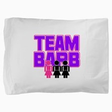 Team Barb Pillow Sham