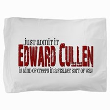 edward creepy.png Pillow Sham