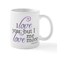 SATC: Charlotte Dating Mugs