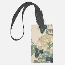 Morning Glories by Hokusai Luggage Tag