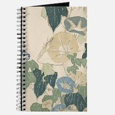 Morning Glories by Hokusai Journal