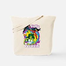 Marvel Comics Girl Power Tote Bag