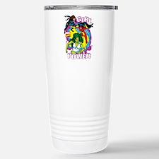 Marvel Comics Girl Powe Travel Mug
