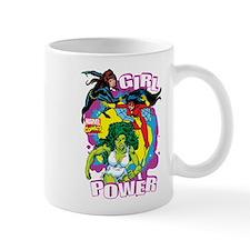 Marvel Comics Girl Power Mug
