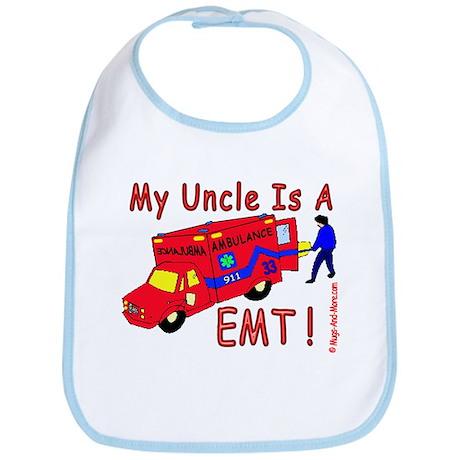 My Uncle is a EMT - Bib