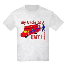 My Uncle is a EMT - T-Shirt