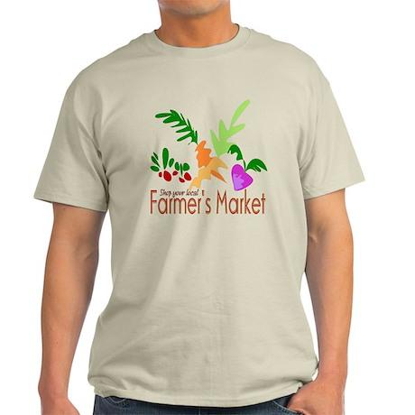 Farmer's Market Light T-Shirt