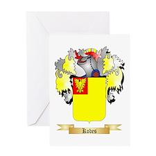 Kobes Greeting Card