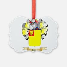 Kobes Ornament