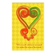 Sankofa Postcards (Package of 8)